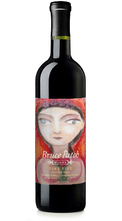 2013 'Take Five' Red Blend