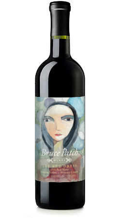 2016 'The Red Dress' Zinfandel Blend Sonoma Valley-Sonoma County
