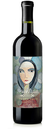 2014 'Red Dress' Zinfandel Blend